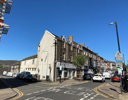 Retail premises for sale in 40 & 42 Windsor Road, Neath