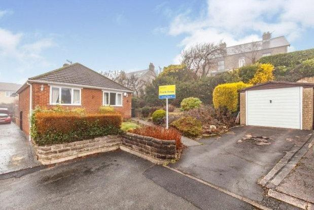 Thumbnail Bungalow to rent in Paddock Way, Dronfield