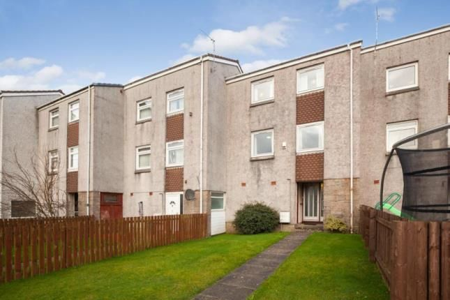 Thumbnail Town house for sale in Swan Place, Johnstone, Renfrewshire