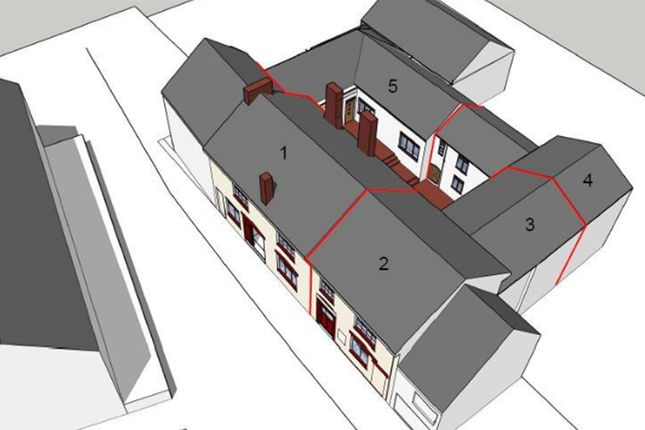 Land for sale in Conversion Opportunity For 5 Dwellings, Crediton, Mid Devon