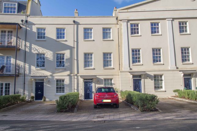 Thumbnail Terraced house for sale in Mount Wise Crescent, Plymouth
