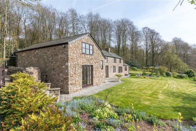 Thumbnail Detached house for sale in Kilgwrrwg, Chepstow, Monmouthshire