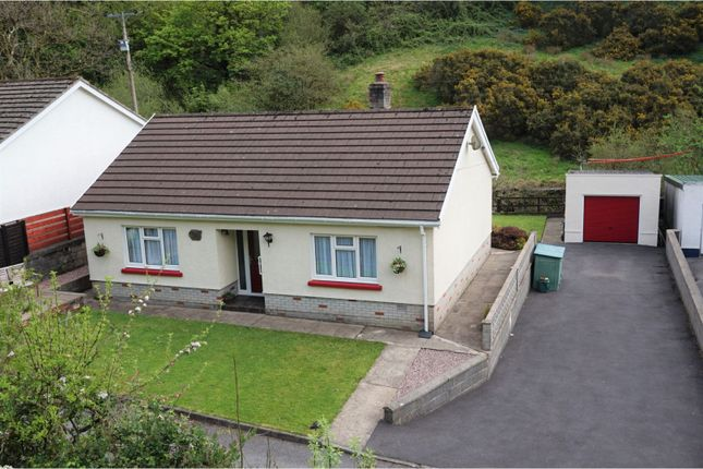 Thumbnail Detached bungalow for sale in Cwmduad, Carmarthen