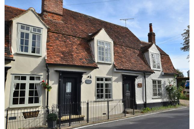 Thumbnail Terraced house for sale in The Street, Roxwell, Chelmsford