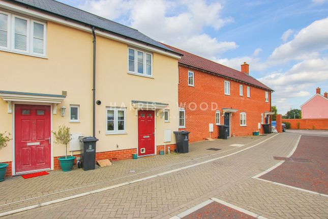 Thumbnail Terraced house for sale in Wall Mews, Colchester