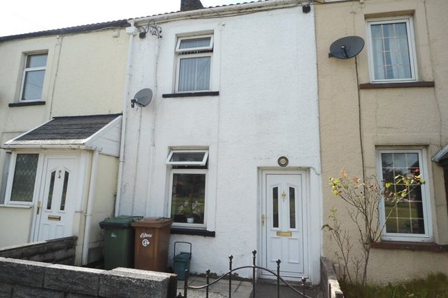 Thumbnail Terraced house for sale in Llyn Pandy, Pandy Road, Bedwas, Caerphilly