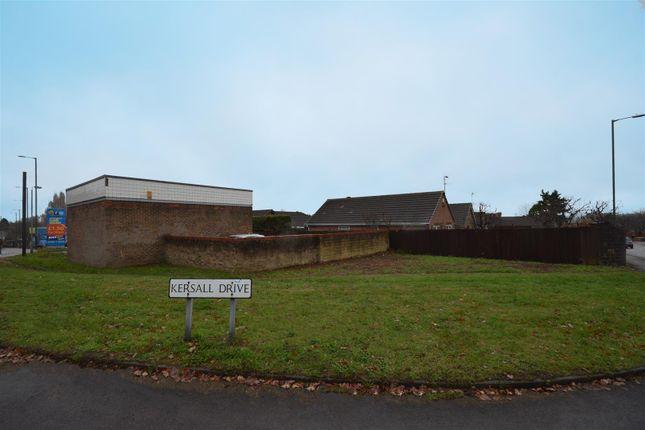 Corner Plot of The Old Service Station, Hucknall Road, Nottingham NG5