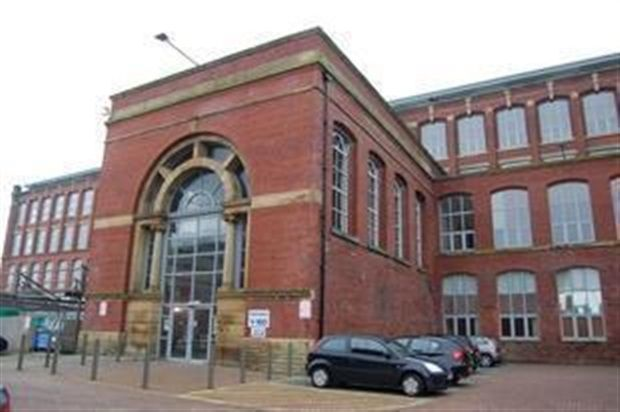 External of New Hall Lane, Preston PR1
