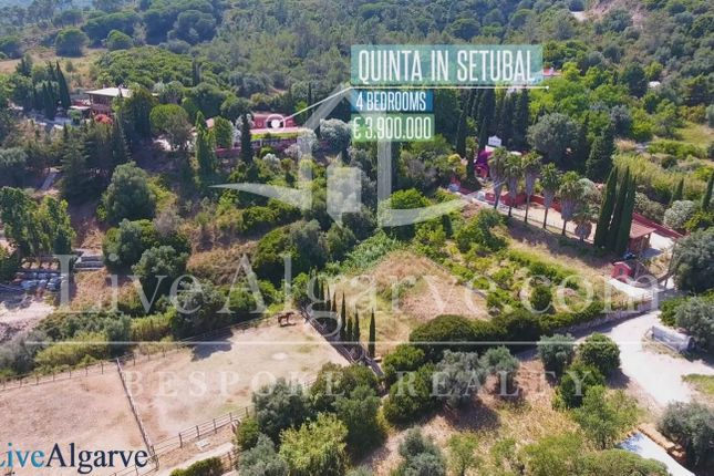 Thumbnail Villa for sale in Setúbal, Setúbal, Portugal