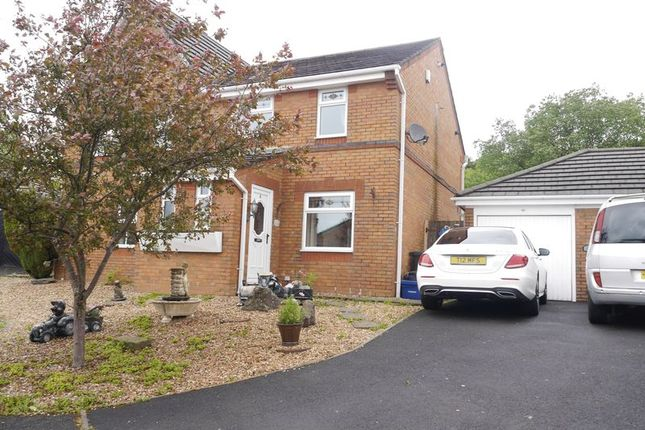 Thumbnail Semi-detached house for sale in Tunstall Drive, Accrington