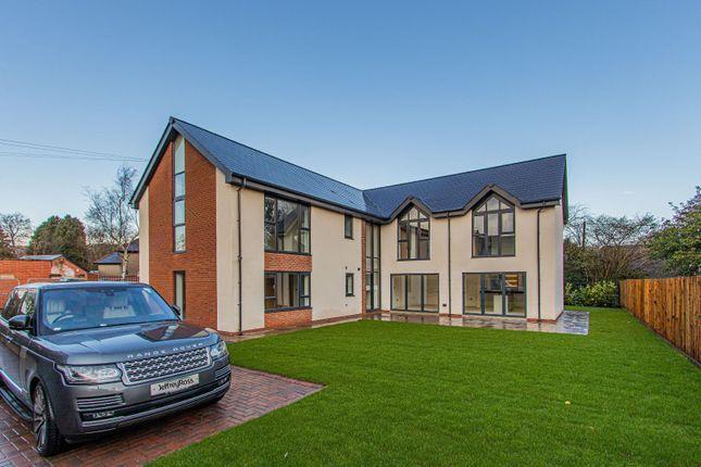 Thumbnail Detached house for sale in Lozelles, Lisvane, Cardiff