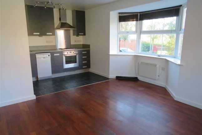 Thumbnail Flat to rent in Brompton Road, Hamilton, Leicester