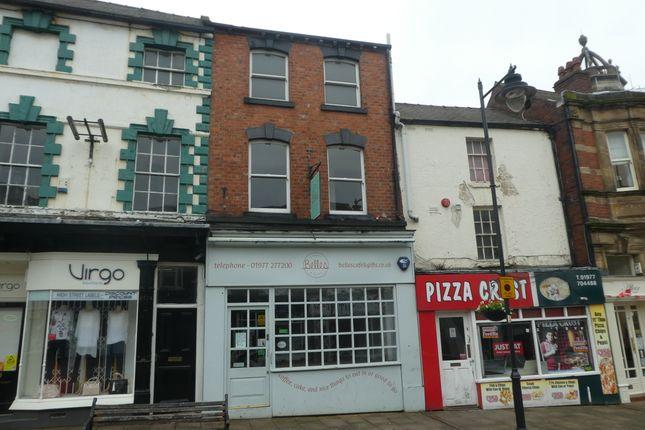 Thumbnail Retail premises for sale in Beastfair, Pontefract