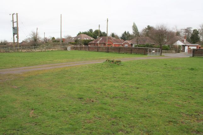Thumbnail Land for sale in Station Road, Nether Whitacre