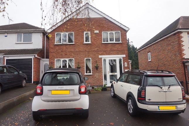 Thumbnail Detached house for sale in Hamstead Road, Great Barr, Birmingham