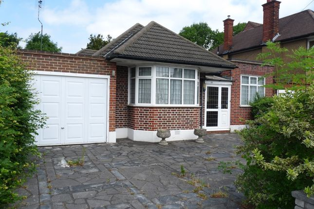 Thumbnail Bungalow for sale in Farm Avenue, Rayners Lane