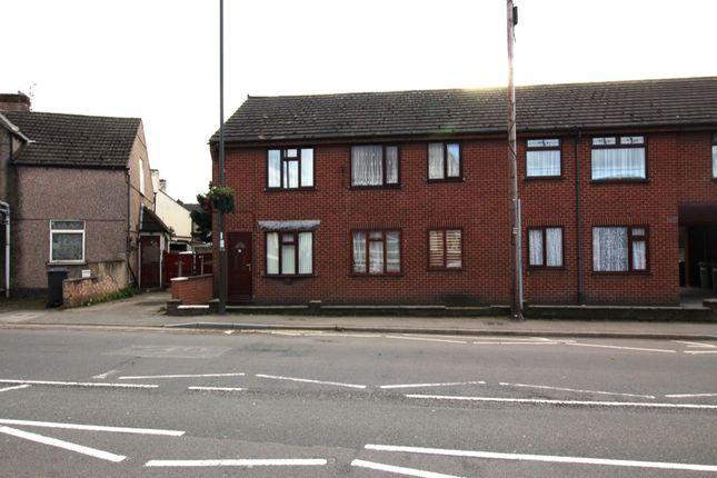 Thumbnail Semi-detached house to rent in A Nottingham Road, Somercotes, Alfreton