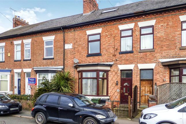 Thumbnail Terraced house for sale in Wanlip Road, Syston, Leicester, Leicestershire