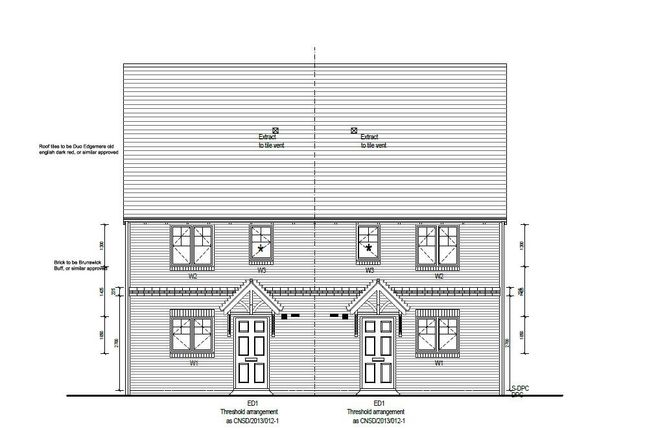 Thumbnail Semi-detached house for sale in Village Way, Bartestree, Hereford