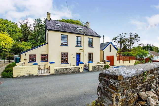 Thumbnail Detached house for sale in Lampeter Velfrey, Narberth