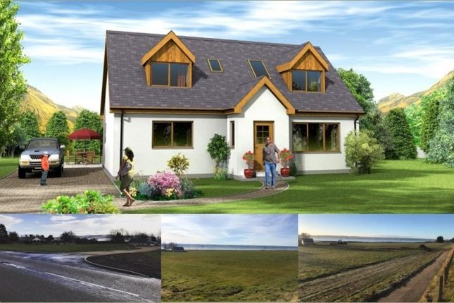 Thumbnail Detached house for sale in Sutor View, Barbaraville, Invergordon