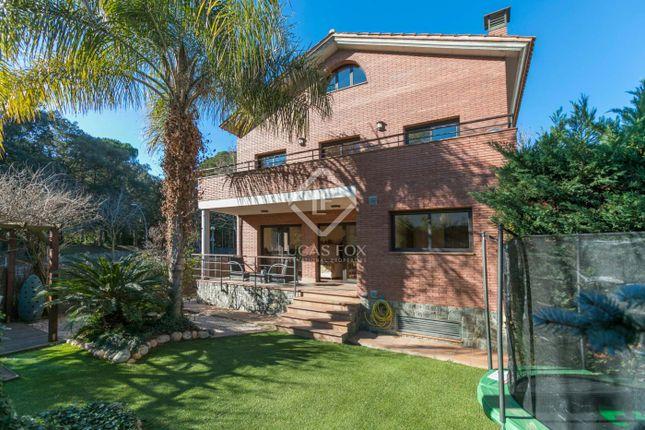 Thumbnail Villa for sale in Spain, Barcelona North Coast (Maresme), Argentona, Mrs9243