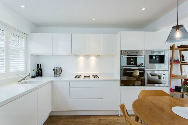 Thumbnail Terraced house for sale in Ernest Gardens, Chiswick, London