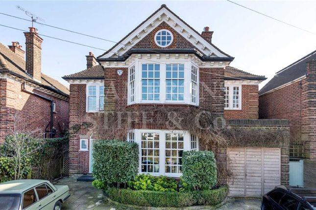 Thumbnail Detached house for sale in Milverton Road, Brondesbury Park, London