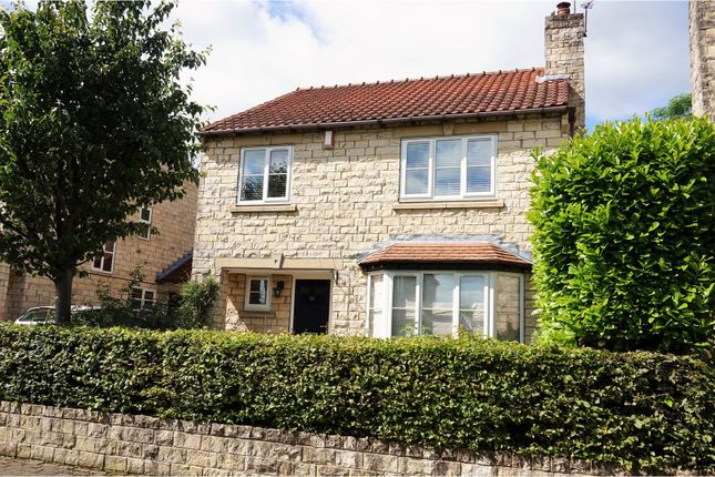 Thumbnail Link-detached house for sale in Milnthorpe Close, Bramham