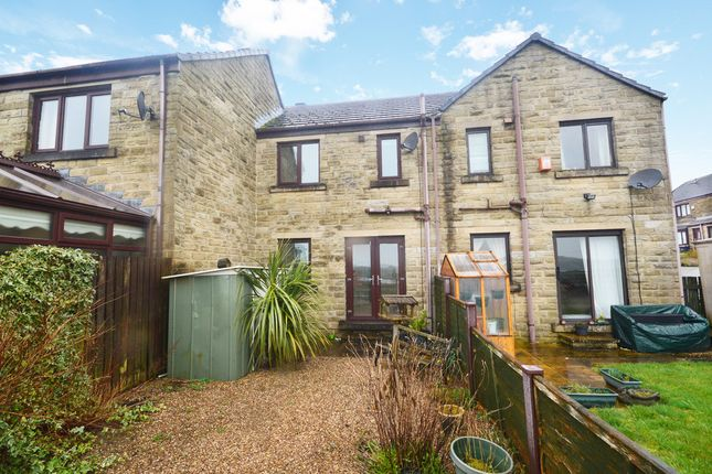 Thumbnail Terraced house to rent in Hill Top View, Hade Edge, Holmfirth, West Yorkshire