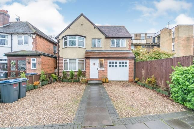 Thumbnail Detached house for sale in Hazelwood Road, Acocks Green, Birmingham, West Midlands