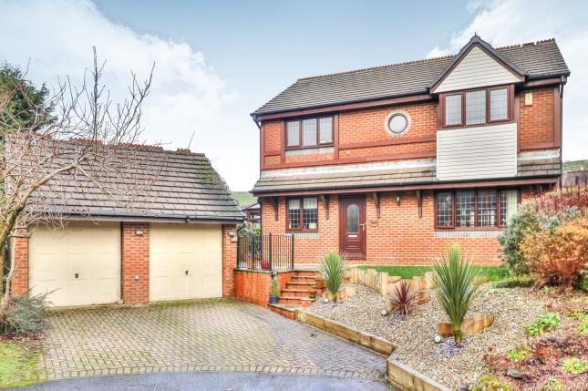Thumbnail Detached house for sale in Moorland Rise, Haslingden, Rossendale, Lancashire