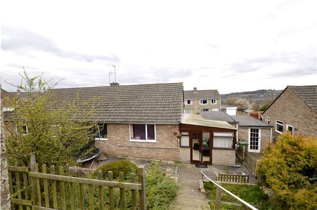 Thumbnail Semi-detached bungalow for sale in Maple Drive, Stroud, Gloucestershire