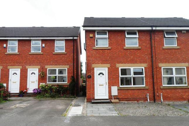 Thumbnail Semi-detached house to rent in Abbey Street, Ashton-On-Ribble, Preston
