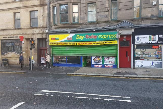 Thumbnail Retail premises to let in High Street, Paisley