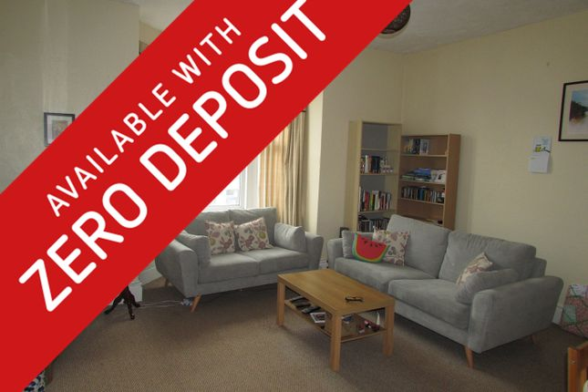 Thumbnail Flat to rent in Copnor Road, Copnor, Portsmouth, Hampshire