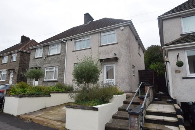 Thumbnail Semi-detached house for sale in Westfield Way, Newport