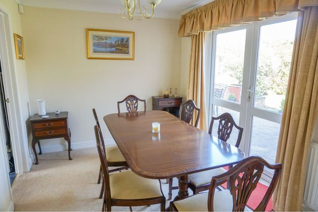 Dining Room of St. Crispins Way, Raunds, Wellingborough NN9