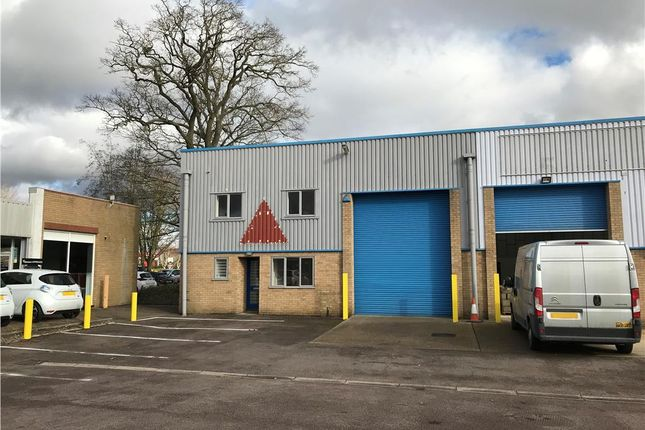 Thumbnail Light industrial to let in Unit 3 Cratfield Road, Bury St Edmunds, Suffolk