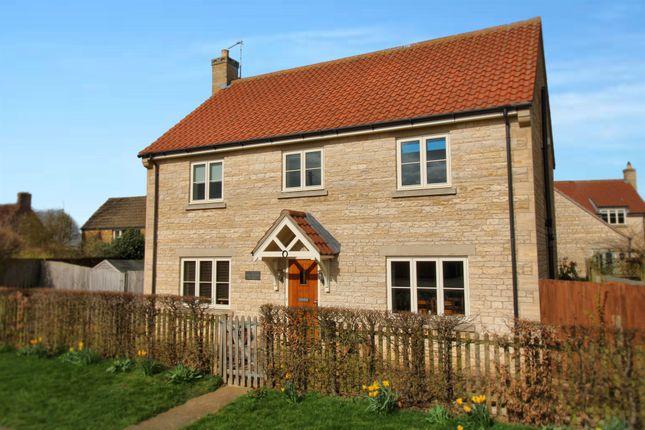 Thumbnail Detached house for sale in Mill Lane, Cottesmore, Oakham