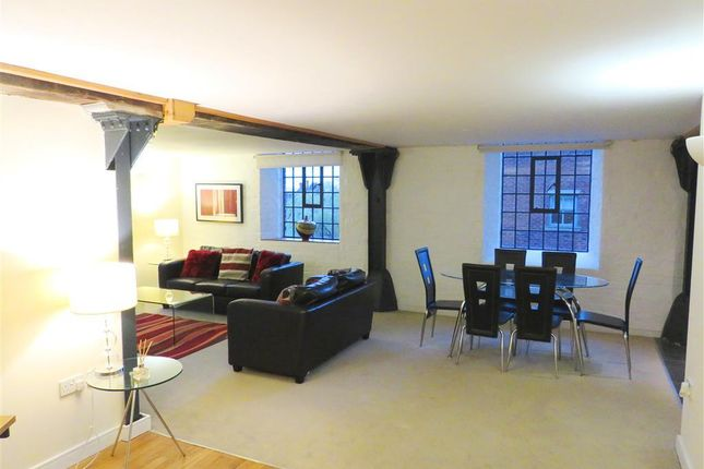 Thumbnail Flat to rent in Steam Mill Street, Chester