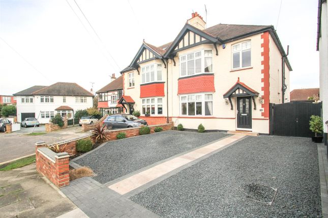 Thumbnail Semi-detached house for sale in Hamboro Gardens, Leigh-On-Sea