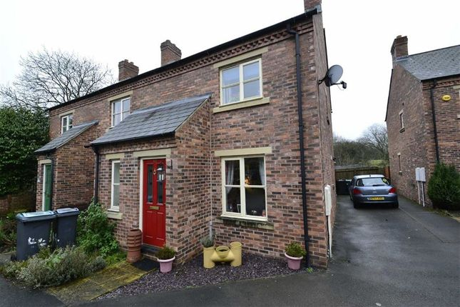Thumbnail Property to rent in Spring Close, Wirksworth, Derbyshire