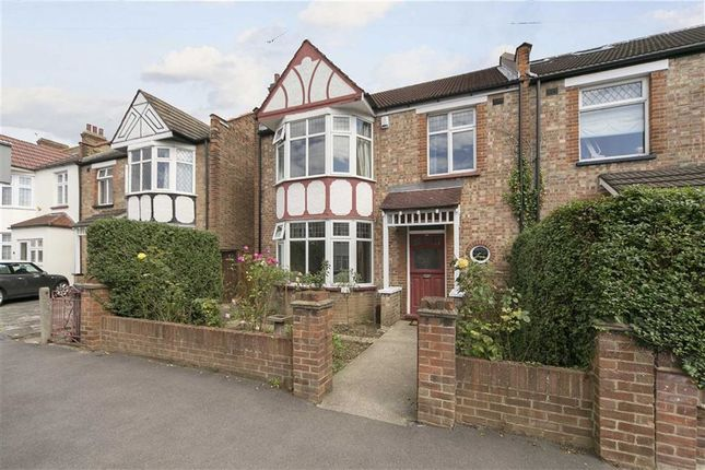 Thumbnail Semi-detached house for sale in Horsley Road, London, Chingford