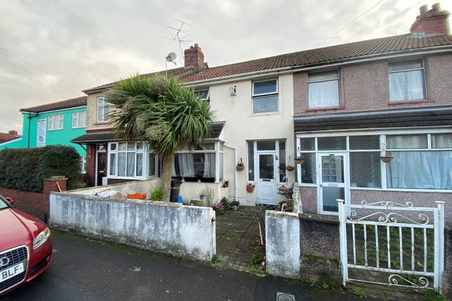Thumbnail Terraced house for sale in 186 Glenfrome Road, Eastville, Bristol, Bristol