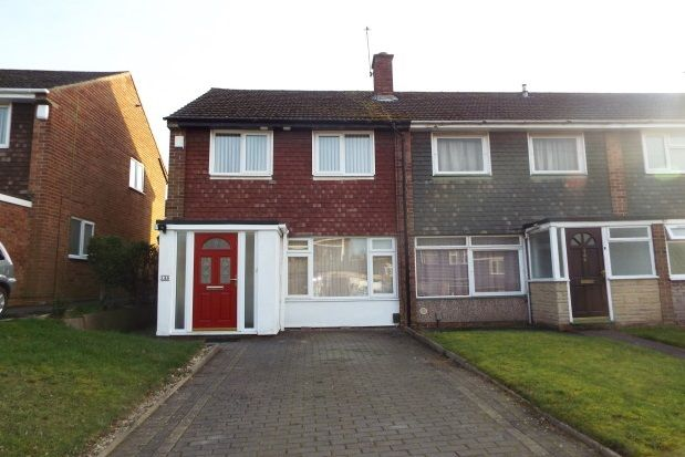 Thumbnail Property to rent in Netherstowe Lane, Lichfield