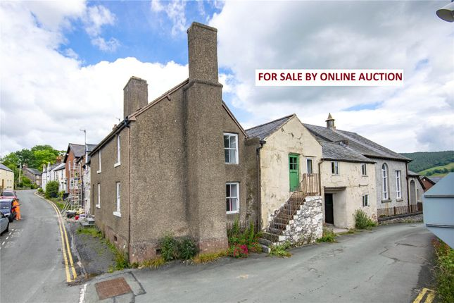 Thumbnail Semi-detached house for sale in Llansilin, Oswestry, Powys