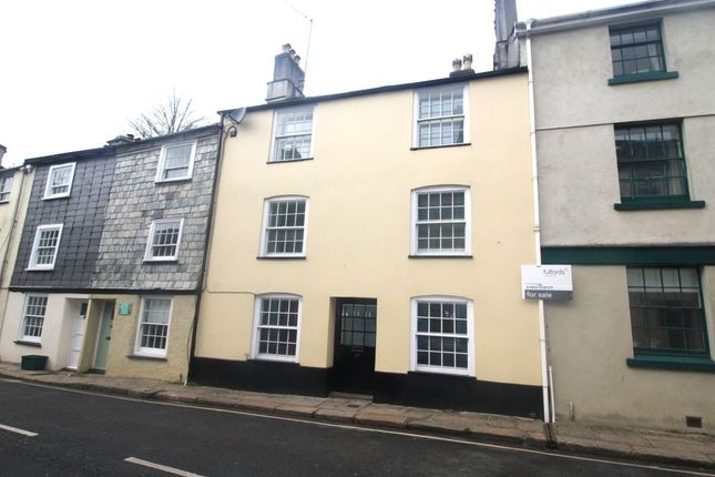 Thumbnail Terraced house to rent in West Street, Tavistock