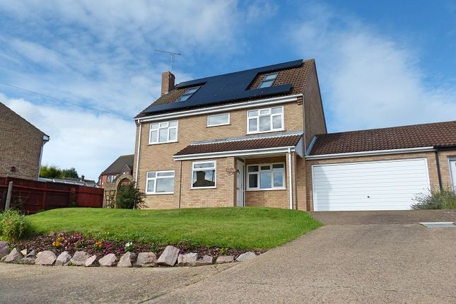 Thumbnail Detached house for sale in West End, Yaxley, Peterborough