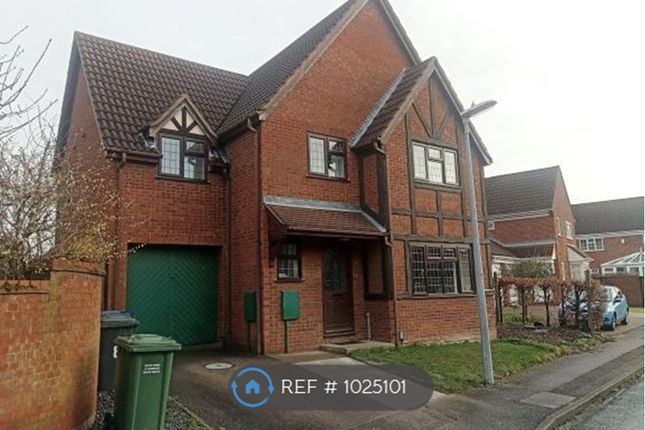 Thumbnail Detached house to rent in Hayster Drive, Cambridge